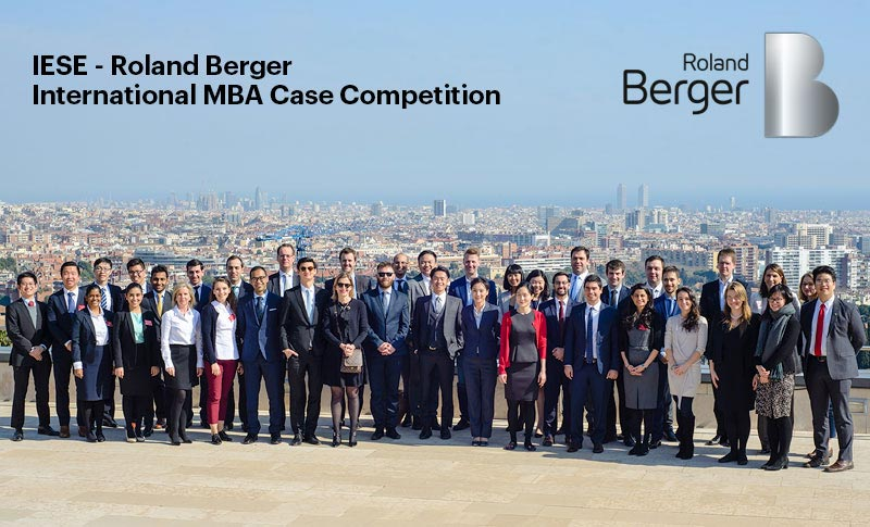 International Mba Case Competition Iese Business School