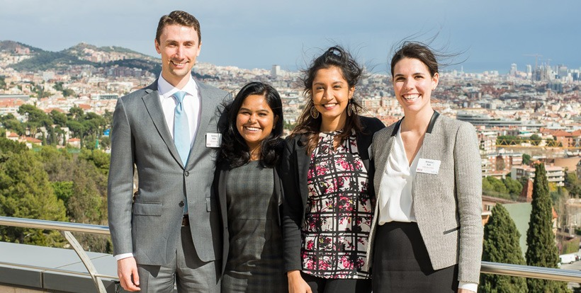MBA Case competition IESE Roland Berger